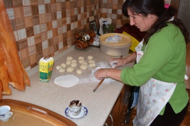 making-pies