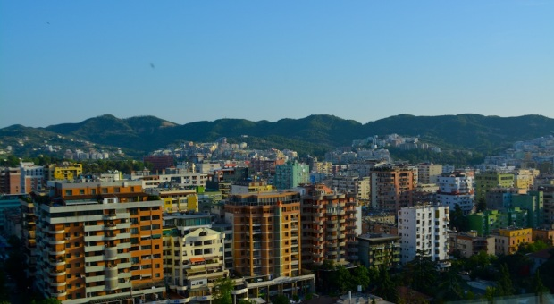 Tirana - A whole new crazy city to take on!